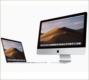 MACの修理 長年の経験があります、 安全確実にデータ復旧します 再セットアップできます